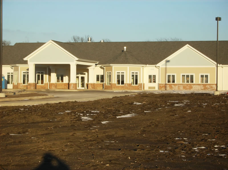 Assisted Living Facility Construction Project Gallery